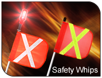 Mine Safety Whips